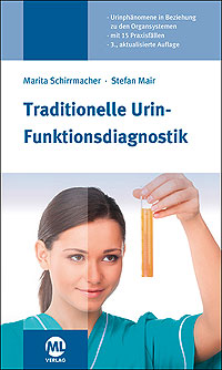 "Titelbild der Publikation ""Traditionelle Urin-Diagnosik"""